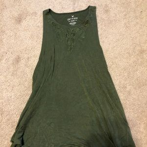 Soft and sexy tank top American Eagle